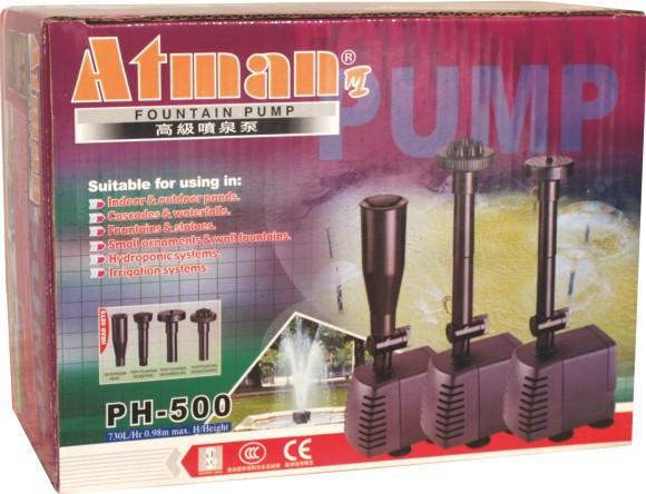 Fontánové čerpadlo PH Atman PH-500