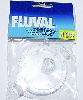 Náhradní kryt rotoru FLUVAL 104 (nový model), Fluval 105