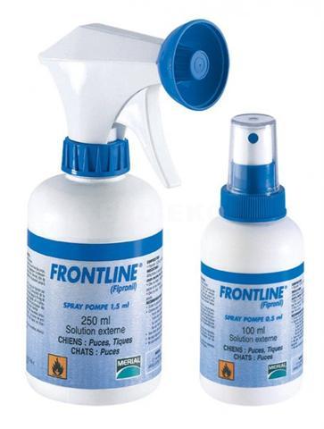 Front Line Spray Frontline