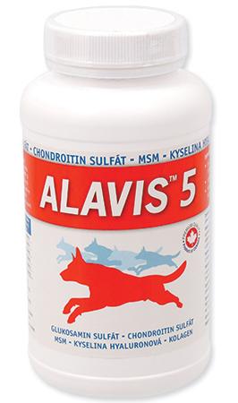 Alavis 5 pro psy a kočky 90 tbl. kloubní výživa