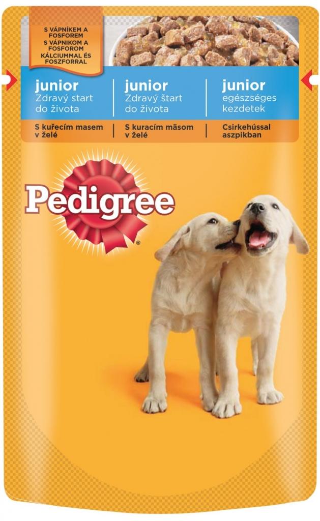 Pedigree Junior kuřecí 100g