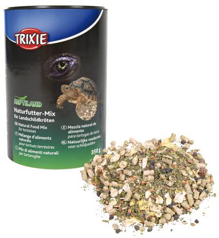 Přírodní mix krmiva pro suchozemské želvy