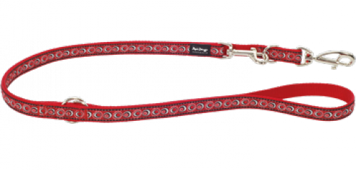 Vodítko RD přepínací - Cosmos Red