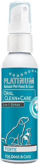Platinum Natural Oral clean+care Spray forte 65ml