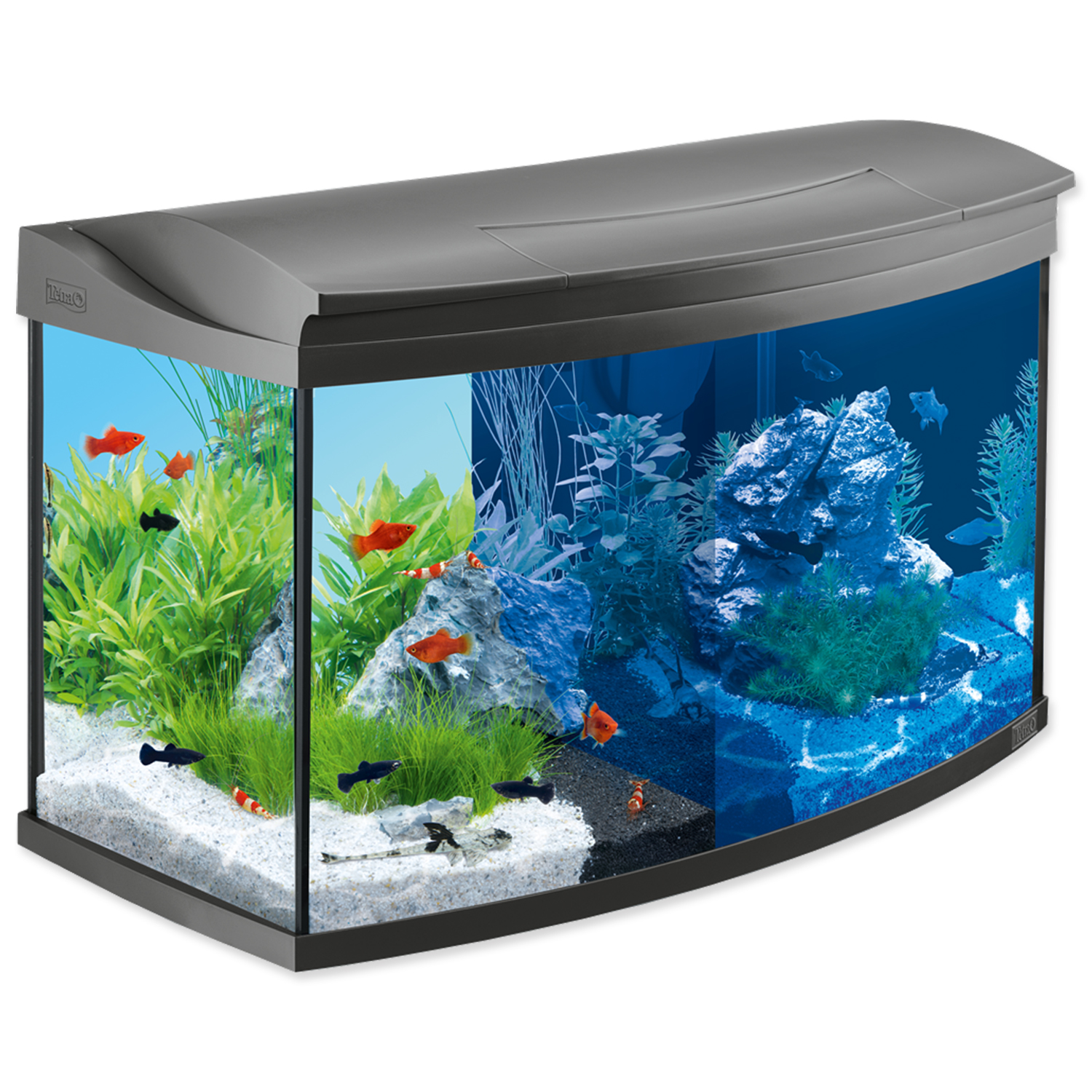 Akvárium set TETRA AquaArt Evolution 100l
