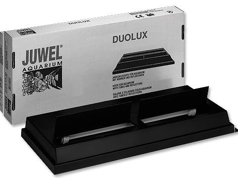 Kryt akvarijní JUWEL Duolux černý 100x40cm