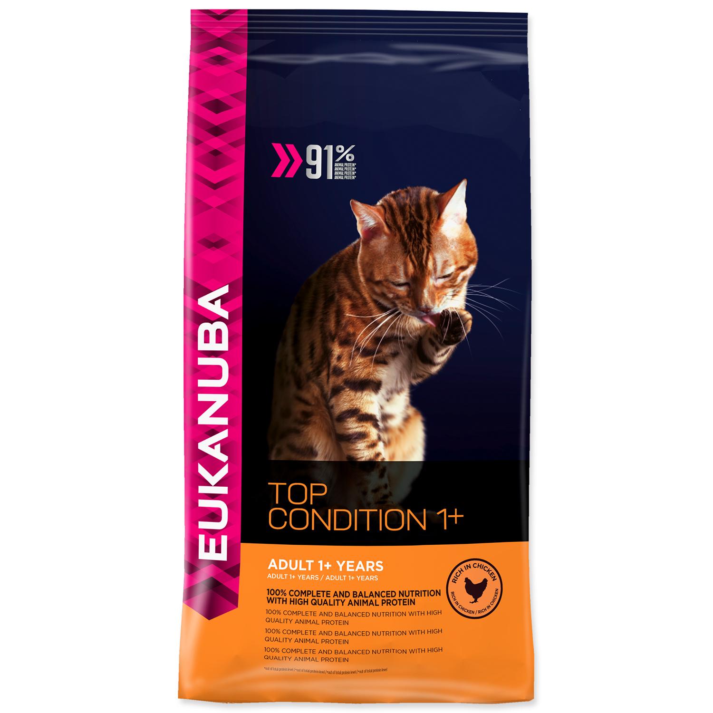 EUKANUBA Cat Adult Top Condition 1+ 4kg