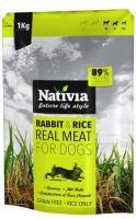 Nativia Real Meat Rabbit&Rice 1kg